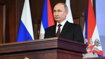 Drugie w ciągu miesiąca samobójstwo oficera służby ochraniającej Putina
