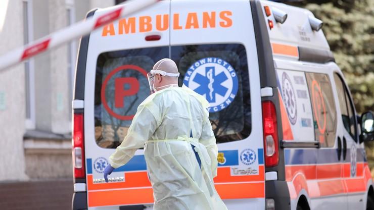Zmarła 19. osoba zakażona koronawirusem. 79 nowych przypadków