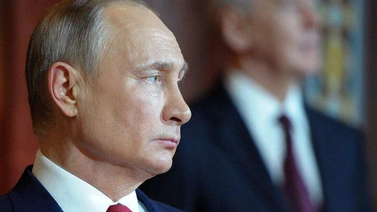 Rosja pracuje nad własnym atlasem świata. Putin przypomina