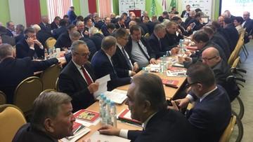 Rozpoczęło się posiedzenie Rady Naczelnej PSL ws. formuły startu w wyborach do PE