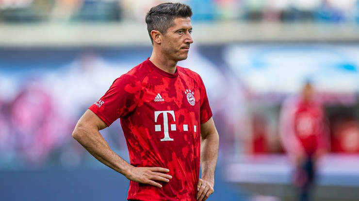 Klaus Fischer: Brak Roberta Lewandowskiego może Bayern dużo kosztować