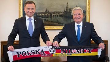 Duda: pojednanie polsko-niemieckie przykładem dla świata