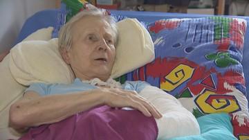 Opiekunka, która miała pobić i okraść niepełnosprawną 79-latkę usłyszała zarzuty