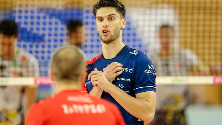 Aleksander Śliwka bohaterem grudnia w ekipie