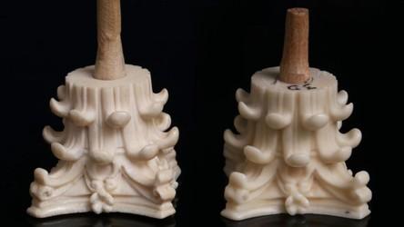 Kość słoniowa na zawołanie? Oto przełomowy materiał z drukarki 3D