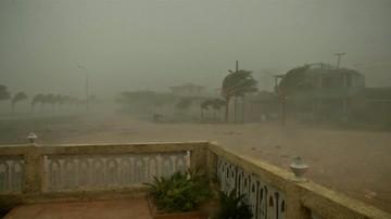 """Huragan Irma dotarł do Kuby. """"Komunikacja z wieloma obszarami została zerwana"""""""