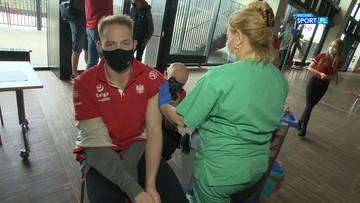 Tokio 2020: Pierwsi koszykarze reprezentacji przyjęli szczepionkę