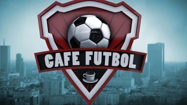 Rasiak gościem Cafe Futbol