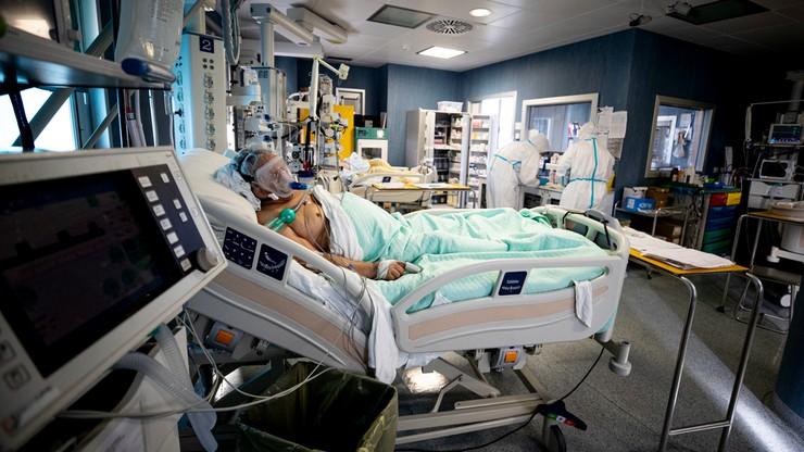 Nowe przypadki koronawirusa w Polsce. Dane ministerstwa, 3 listopada