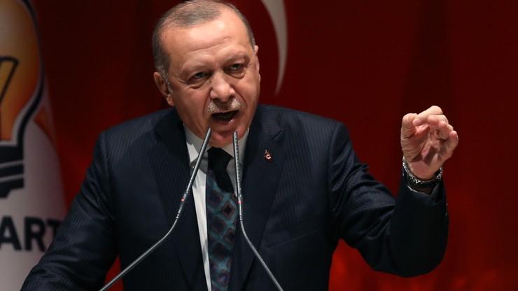 Erdogan: Turcja nigdy nie ogłosi zawieszenia broni w Syrii
