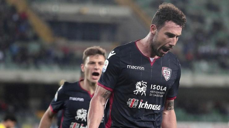 Serie A: Chievo rozbite przez Cagliari. Stępiński i Jaroszyński nie pomogli