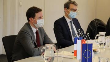 To atak na Unię Europejską. Francuski minister o decyzji TK