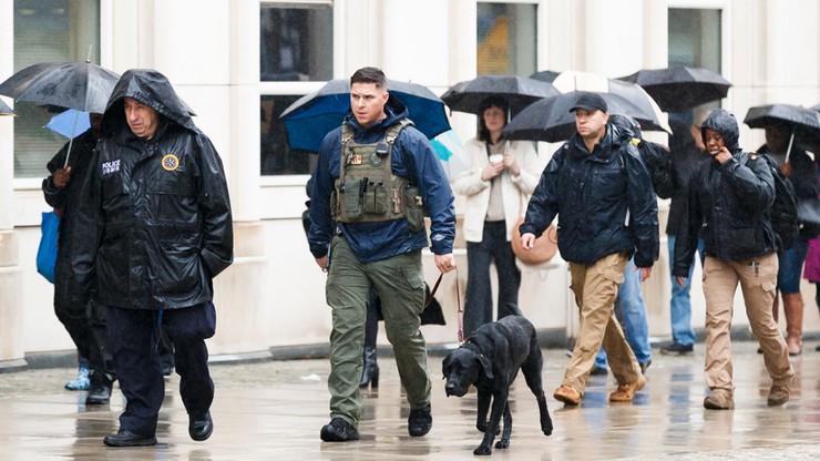 """Ruszył proces barona narkotykowego """"El Chapo"""" przed sądem w Nowym Jorku"""