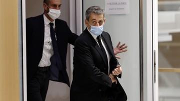 Sarkozy przed sądem. Prokuratura żąda czterech lat więzienia dla byłego prezydenta