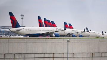 Linie lotnicze w USA myślą o całkowitym zawieszeniu połączeń. Czekają na decyzje rządu