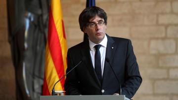 Kataloński lider: przedterminowych wyborów nie będzie
