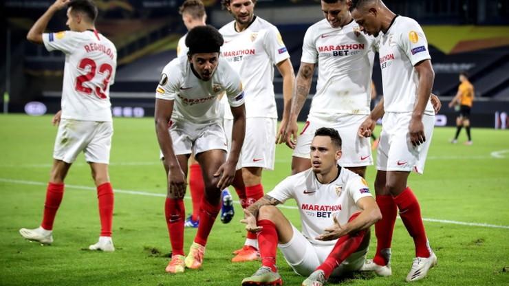Liga Europy: Koniec pięknej przygody Wolves. Sevilla w półfinale!