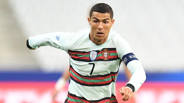 Cristiano Ronaldo z negatywnym wynikiem testu na koronawirusa