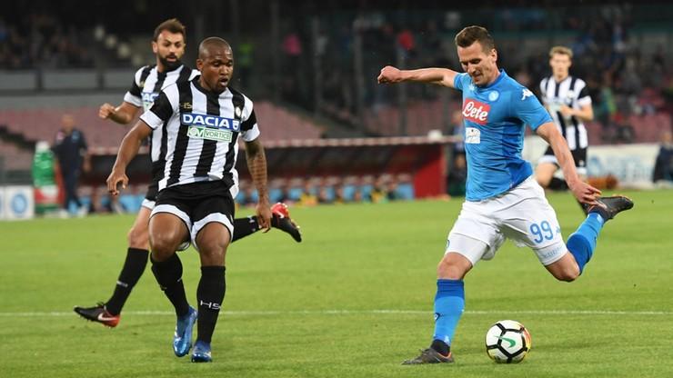 Kolejny gol Milika, Zieliński z asystą. Napoli goni Juventus