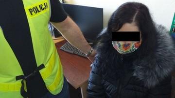 Pożar kościoła w Lublinie. Zatrzymano kobietę podejrzaną o podpalenie