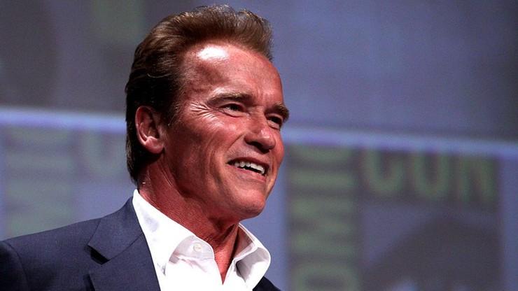"""Schwarzenegger może wrócić do polityki. """"Wszystkie karty są na stole"""""""