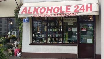 Warszawa: nowe zasady sprzedaży alkoholu. Rada miejska łagodzi przepisy