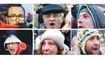 Policja opublikowała zdjęcia kolejnych osób ws. demonstracji przed Sejmem