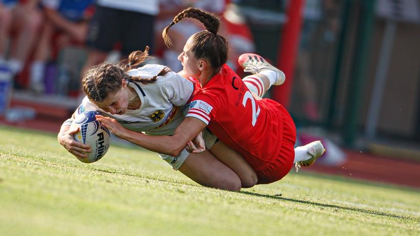 Polki wicemistrzyniami Europy w rugby 7! Największy sukces w historii dyscypliny