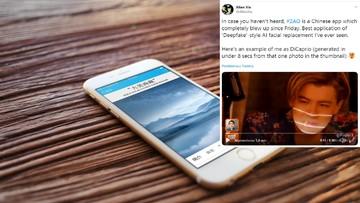 Chińska aplikacja pozwala zostać DiCaprio w 8 sekund. Eksperci ostrzegają przed ZAO