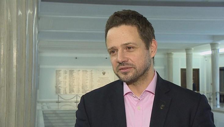 """Trzaskowski zaprzecza, że zażywał kokainę i brał udział w sex party w Brukseli. """"To stek bzdur"""""""