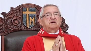 Partia Wiosna wyświetliła film Sekielskiego na płocie prywatnej posesji arcybiskupa Głódzia