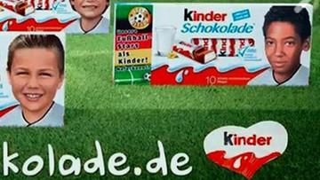 """""""To chyba jakiś żart"""" - Pegida oburzona opakowaniami czekoladek Kinder"""