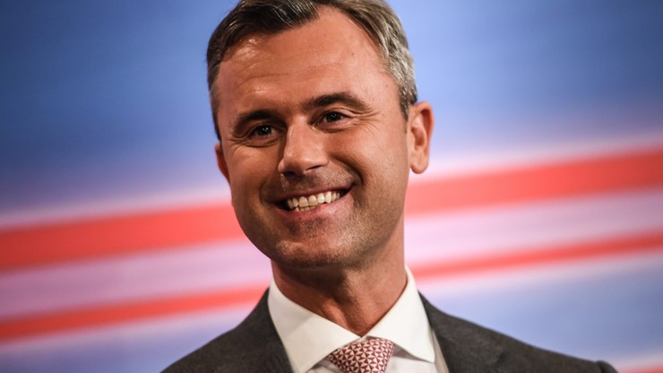 Austria: kandydat skrajnej prawicy prowadzi w wyborach prezydenckich