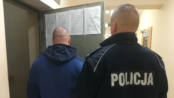 Stalker z Legionowa. Policja zatrzymała 34-latka za groźby i nękanie żony