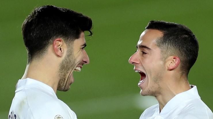 Real Madryt liderem La Liga. Lucas i Asensio receptą na Celtę