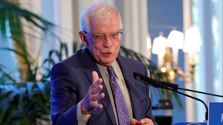 Josep Borrell: wysokie ceny energii grożą powstaniem prawdziwego ubóstwa energetycznego