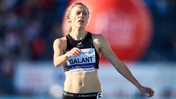 Tokio 2020: Martyna Galant w półfinale biegu na 1500 m