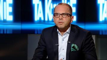 """""""Pan nie słyszał tych okrzyków - »uchodźcy wyp...ć«"""". Szczerba do Jakubiaka"""