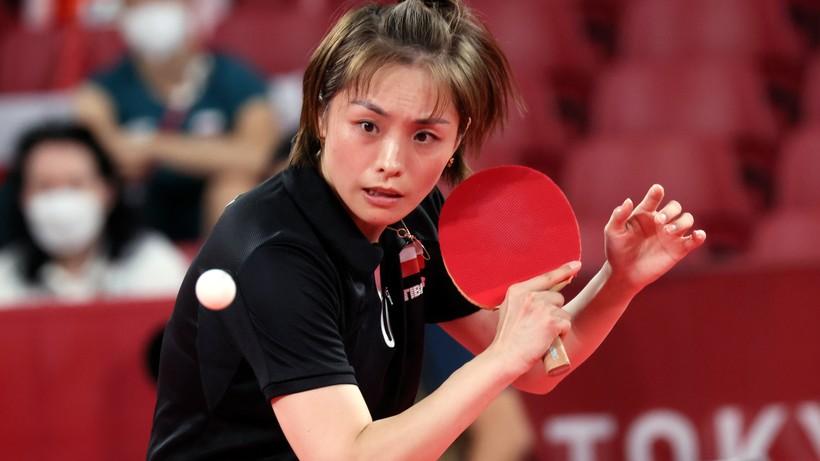 Tokio 2020: Niemki rywalkami Polek lub Koreanek w ćwierćfinale turnieju tenisa stołowego