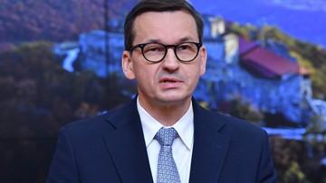 Morawiecki odradza przenoszenia biznesu do Czech