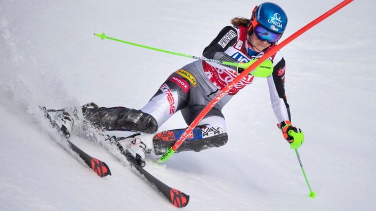 Alpejski PŚ: Petra Vlhova wygrała slalom w Aare