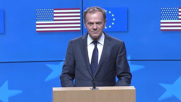 """""""Jeżeli ktoś chce się mienić patriotą, powinien popierać Tuska"""" - PO o wyborach na szefa Rady Europejskiej"""