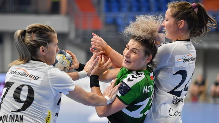 Liga Mistrzyń: Dunki wygrały z Perłą Lublin