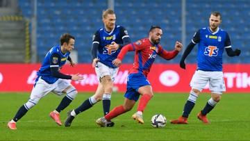 Fortuna Puchar Polski: Lech Poznań - Raków Częstochowa 0:2. Skrót meczu