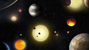 NASA potwierdziła odkrycie 1284 nowych planet poza Układem Słonecznym