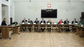 Prokuratorzy z Gdańska przed komisją śledczą ds. Amber Gold