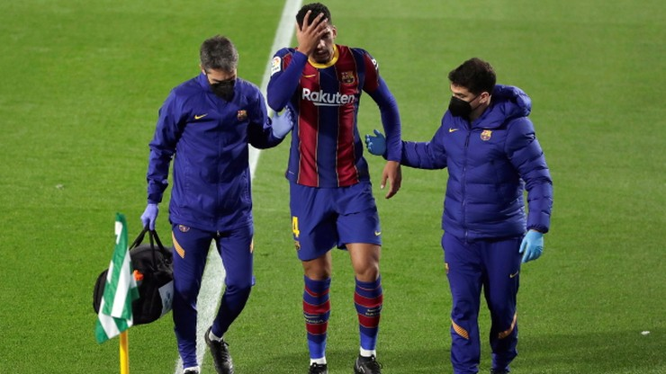 """La Liga: Kontuzje i pandemia zaczynają """"rozdawać karty"""""""