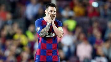 Wysokie kary dla Messiego za nieobecność w Barcelonie