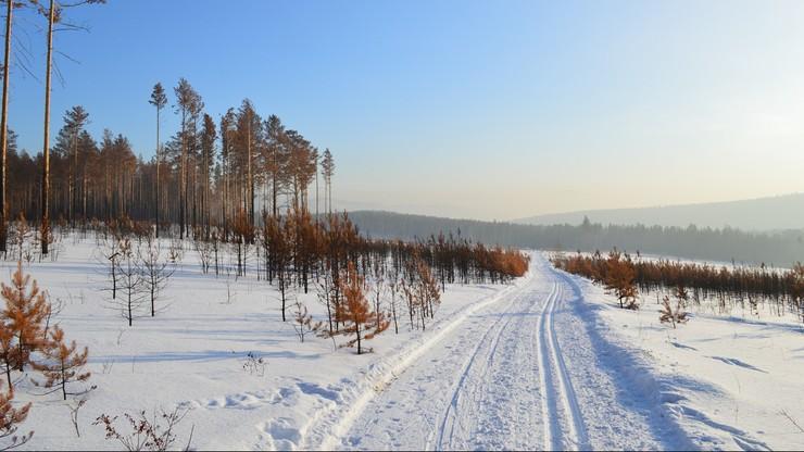 Wypadek autobusu z górnikami na Syberii. Sześć ofiar śmiertelnych