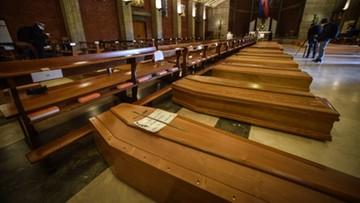 Koronawirus w Hiszpanii. W Madrycie nie nadążają z kremacją ofiar epidemii